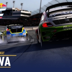 """""""iRacing: Calm and Collected"""" (GRC at Iowa Speedway)"""