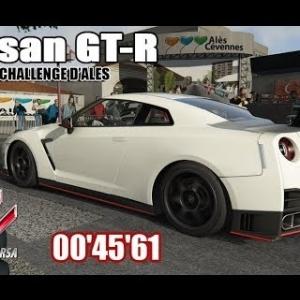 ALES : LE GRAND CHALLENGE : Nissan GT-R