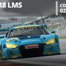 RaceRoom - Audi R8 LMS @ Sepang - 2:03.724