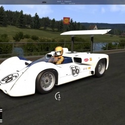Assetto Corsa Chaparral 2E at Spa 1966 First laps