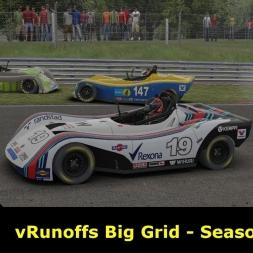 iRacing - vRunoffs Big Grid