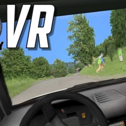 Richard Burns Rally in VR!