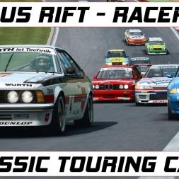 Oculus Rift / RaceRoom / Classic Touring Cars