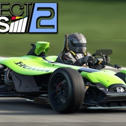 Project CARS 2 - Honda 2&4 at Knockhill (PT-BR)