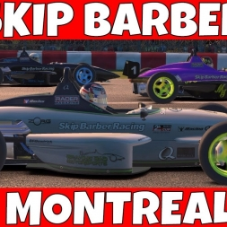 Skip Barber at Circuit Gilles Villeneuve - Super Close Finish