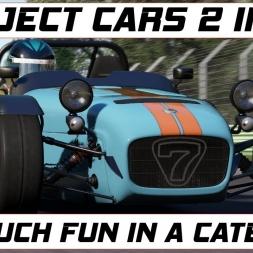 Project Cars 2 / Oculus Rift / Caterham - Oulton Park