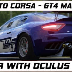 Assetto Corsa / Oculus Rift / Maserati GT4