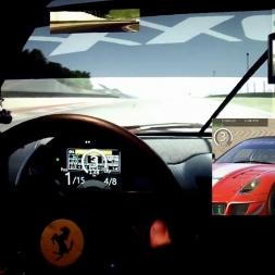 AC - Mugello - Ferrari 599XX EVO - online race