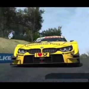 Bathurst Backwards - Raceroom