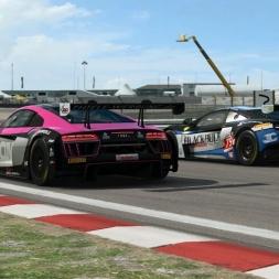 RaceRoom | AUDI R8 LMS Public Server Mayhem