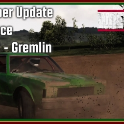 Wreckfest - December Update - First Race - Gravel 1 - Gremlin