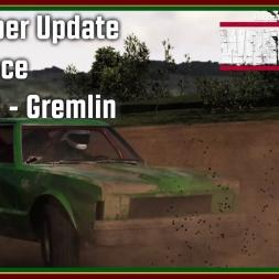 Wreckfest - December Update - First Race - Gravel 1 - Gremlin