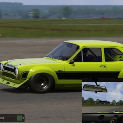 AC RD Club race | Ford Escort RS @ Silverstone Historic