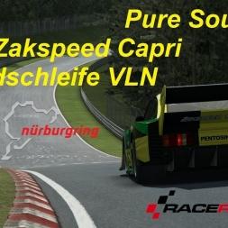 RaceRoom Racing Experience - Pure Sound - Zakspeed Capri @Nordschleife VLN