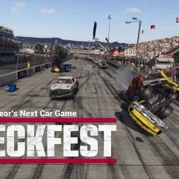 Next Car Game: Wreckfest - Banger Race Class A @Tarmac 2