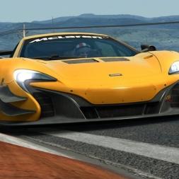 RaceRoom LeaderBoard + Setup   Mclaren 650s GT3 @ Bathurst 2:02.8xx