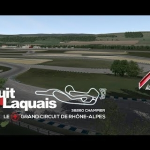 CIRCUIT DU LAQUAIS - Version 2018 [ASSETTO CORSA]