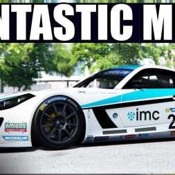 THE BEST GT4 MOD - ASSETTO CORSA - Ginetta SuperCup 2017 + DOWNLOAD LINK