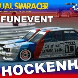 RaceRoom | DTM 92 | VSR Funevent | Hockenheim [Full Race]