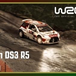 WRC 7 - Hafren - Citroën DS3 R5