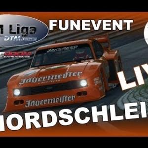 RaceRoom | Group 5 | VTM Liga Funevent | Nordschleife [LIVE]