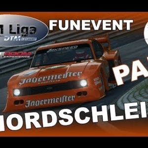RaceRoom | Group 5 | VTM Liga Funevent | Nordschleife [LIVE] Part 2