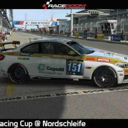 RaceRoom - BMW M235i Racing Cup @ Nordschleife