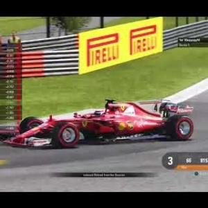 F1 2017: RaceDepartment PS4 F1 Championship - Round 11: Hungary