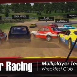 Wreckfest - Multiplayer Testing - RD Wreckfest Club