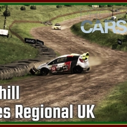 Pcars 2 - RX Lites Regional UK - Knockhill - Q3