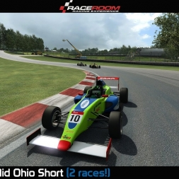 RaceDepartment - Formula 4 @ Mid Ohio Short