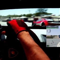 AC - Laguna Seca - Lamborghini Huracan GT3 - online race