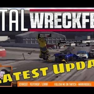 Next Car Game: Wreckfest - December 2017 update (talk and drive)