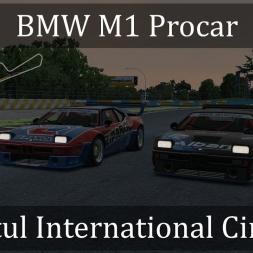 Assetto Corsa: BMW M1 Procar // Sentul Int'l Circuit