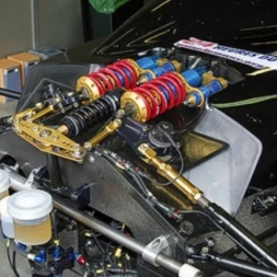 SimRacing Setup 101 Parameters of setup  Chassis and Tyres