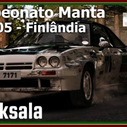 Dirt Rally - Opel Manta - Forgoten Championship