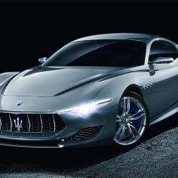 Assetto Online: Maserati Alfieri on Nordschleife Tourist Server!