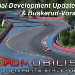 Final Development Update und Buskerud-Vorstellung - Automobilista Beta (1.4.99b) - Let's Play