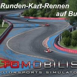 Kartrennen auf Buskerud KartKurs 2 - Automobilista Beta (1.4.99b) - Mini Let's Play
