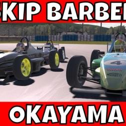 Skip Barber at Okayama S4 2017