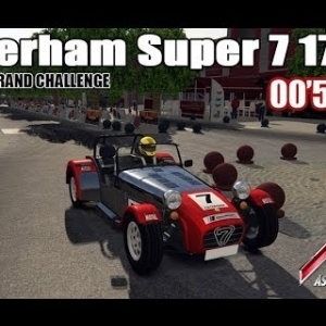 ALES LE GRAND CHALLENGE : Caterham Super 7 1700