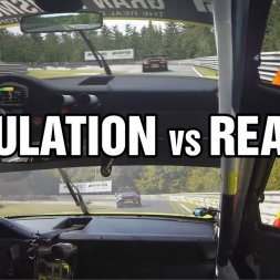 RaceRoom | 911 GT3 R NORDSCHLEIFE - REAL vs SIM ✔