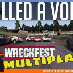 RaceDepartment - Saturday Night Wreckfest - LIVE MULTIPLAYER!
