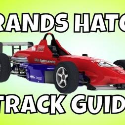 Skip Barber Track Guide - Brands Hatch Indy