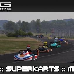 AMS :: Superkarts :: Flugplatz Mendig :: 20 AI