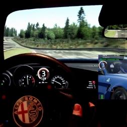 AC - Nordschleife - Alfa Romeo Giulia Quadrifoglio - online track day