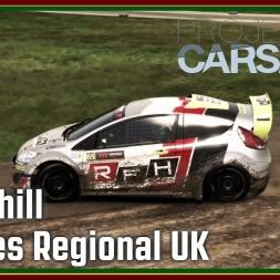 Pcars 2 - RX Lites Regional UK - Knockhill - Q4