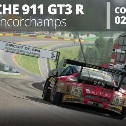 RaceRoom - Porsche 911 GT3 R @ Spa-Francorchamps - 2:17.177