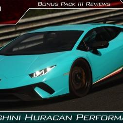 Lamborghini Huracan Performante Review (Bonus Pack 3) | Assetto Corsa | #152