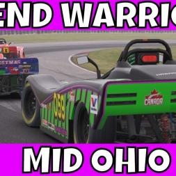 Weekend Warriors Round 2 - Mid Ohio